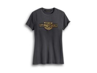 T-Shirt Washed B&S