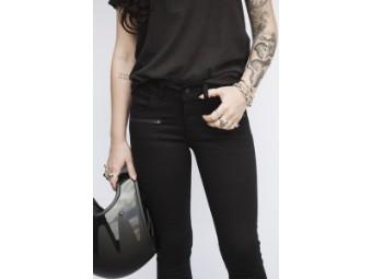 Skinny Jeans, Schwarz Damen