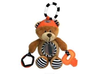 Honey Bear Rassel, Spiegel