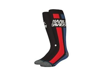 Stance X H-D Socken 'Vertical OTC'