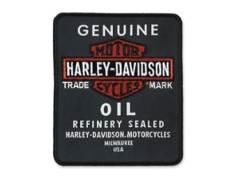Genuine Oil Logo