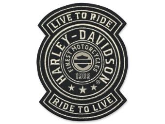 Emblem Harley Shield