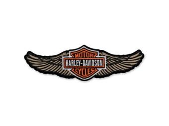Emblem Straight Wings