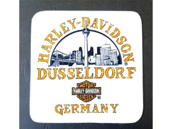 H-D Düsseldorf Aufnäher