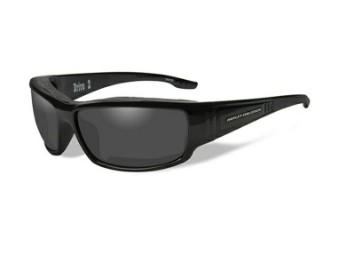Schutz/Sonnenbrille Drive graue Linse