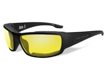 Schutz/Sonnebrille Drive gelbe Linsen