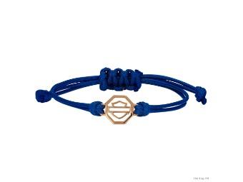 Armband mit goldenem B&S