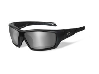Motorradschutzbrille 'Backbone Grey' Polarisiert