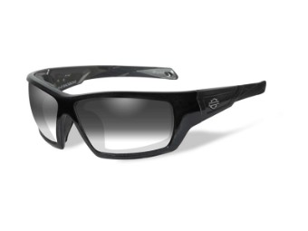 Motorradschutzbrille 'Backbone Grey' Selbsttönend
