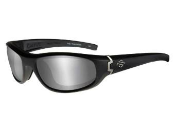 Motorradschutzbrille 'Curve Grey' Polarisiert
