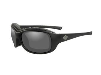 Motorradschutzbrille 'Journey Grey' Polarisiert