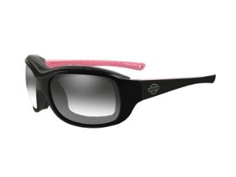 Motorradschutzbrille 'Journey Grey' Selbsttönend