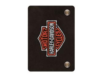 Grußkarte für Geldgeschenk 'Leather Wallet'