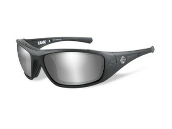 Motorradschutzbrille 'Tank Grey' Polarisiert