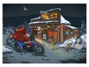 2018er Weihnachtskartenset