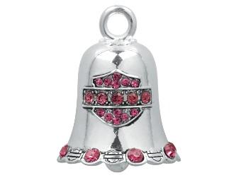 Ride Bell B&S pink Glitzer
