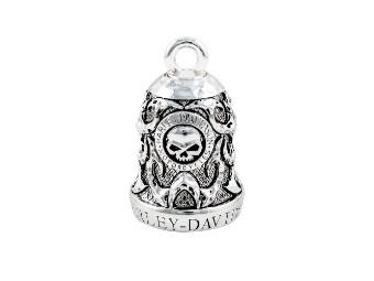 Ride Bell Harley-Davidson Skull