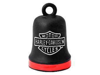 Ride Bell Harley-Davidson schwarz mit rot abgesetzt
