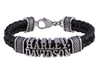 Herrenarmband Harley-Davidson