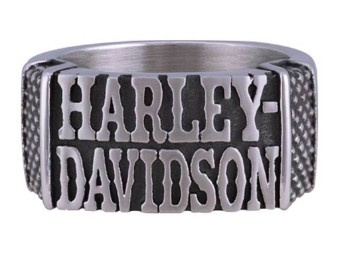 Herrenring Harley-Davison