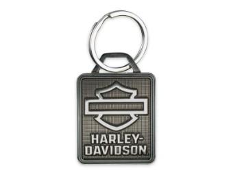 Schlüsselanhänger aus Metall Insigia