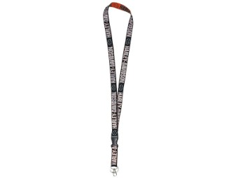 Lanyard H-D Double Sided