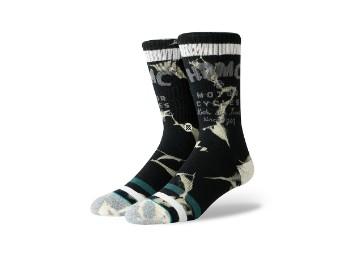 Stance X H-D Socken 'Iron Wash'