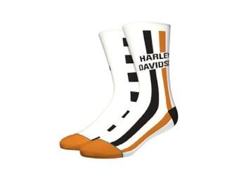 Stance X H-D Socken 'Checkers'