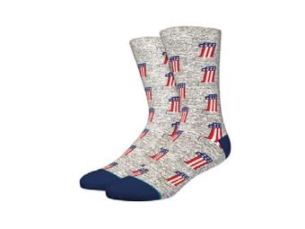 Stance X H-D Socken 'One Americana'
