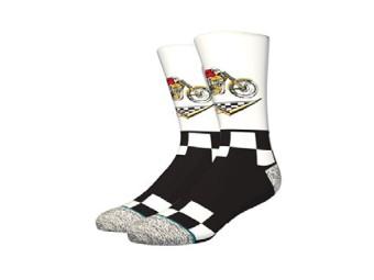 Stance X H-D Socken 'Harley Racer'