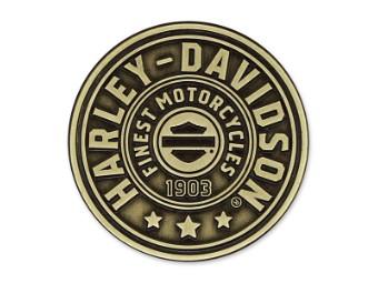 Pin Harley Shield