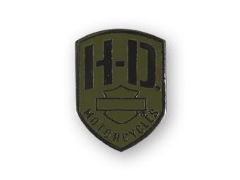 H-D Badge