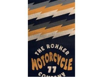 Halstuch 'Motorcycle 77'
