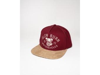 Snapback Basecap 'Burn'