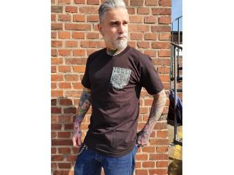Herren Shop Shirt 'plate Dense'