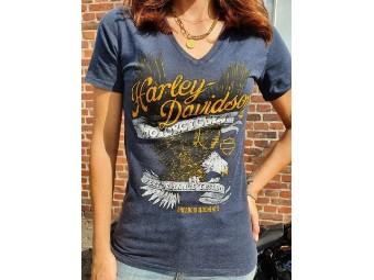 Damen Shop Shirt 'marigold'