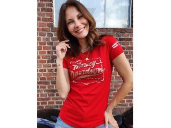 Damen Shop Shirt 'gilded Sport'