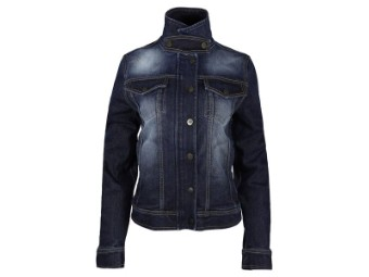 CE Fahrrerjacke Damen 'Rokkertech Denim Jacket Lady'