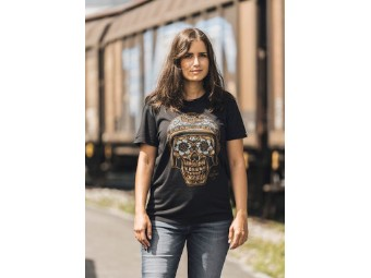 Damen T-Shirt 'La Catrina'