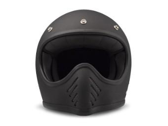 75 Fullface Helm ECE Schwarzmatt
