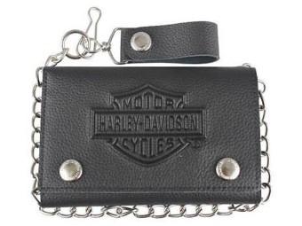 Herrengeldbörse Harley-Davidson
