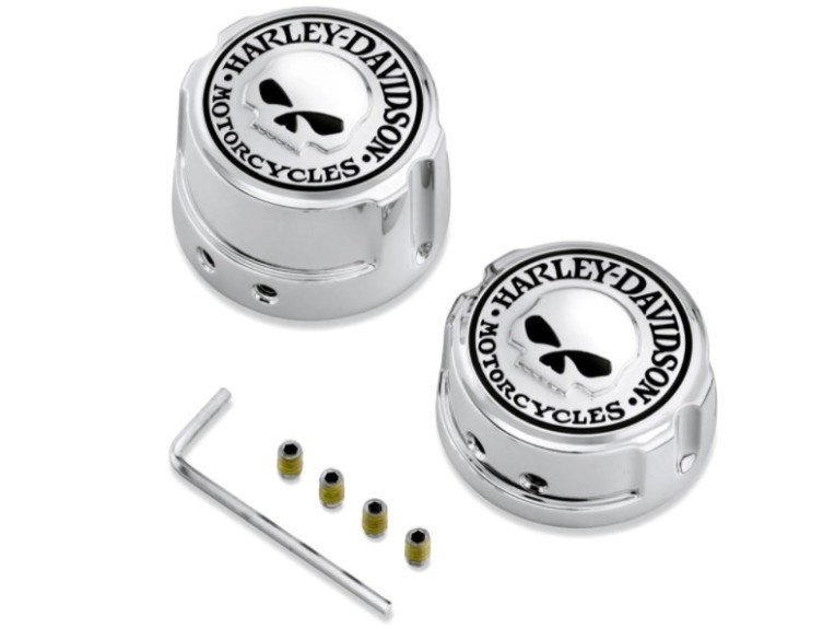 41706-09A, Kit-Cover,RR Axle Nut,Skull,DY