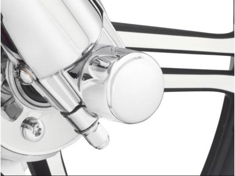 44116-07A, Classic Chrome Frt Axle Nut CO