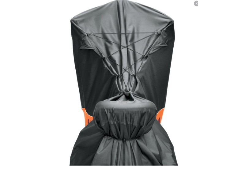 93100040, Cover,Prot/Stor,Orng-blk