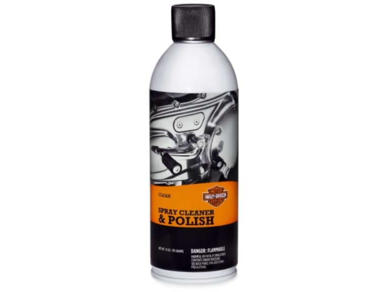 93600084, Spray Cleaner & Polish, 12-OZ