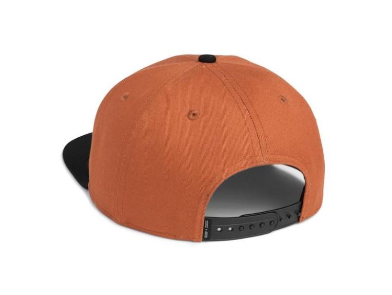 97700-21VM, CAP-BB,WOVEN,ORANGE
