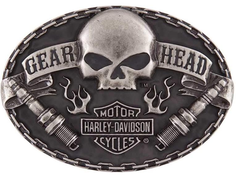 HDMBU11501, Gear Head Buckle
