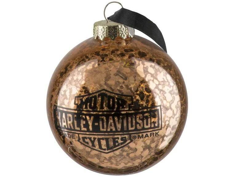 HDX-99158, W19 Copper Ball Ornament