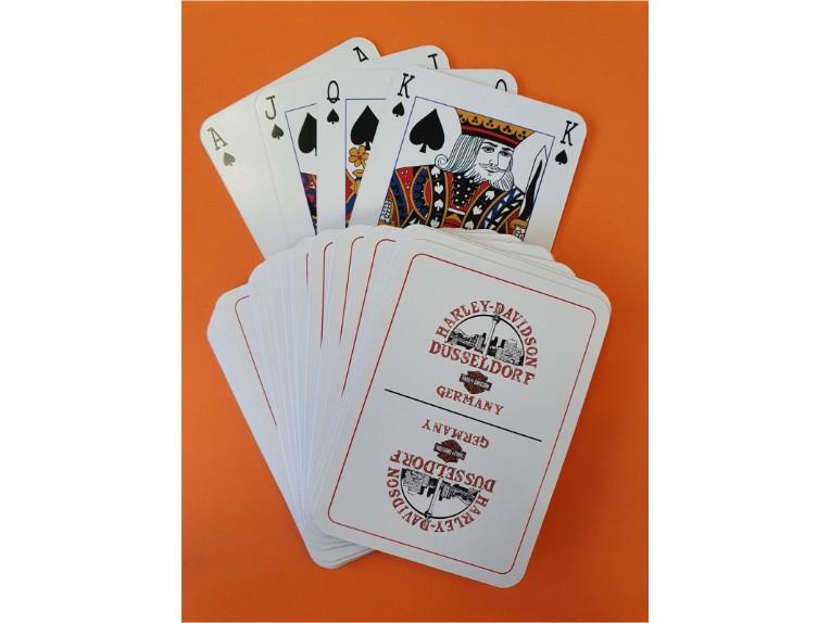 KARTEN H-DD, Poker Spielkarten