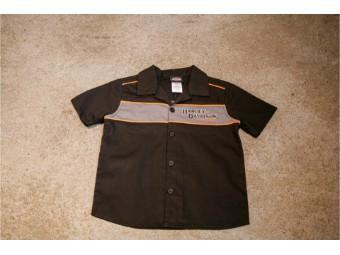 Woven Shop Shirt
